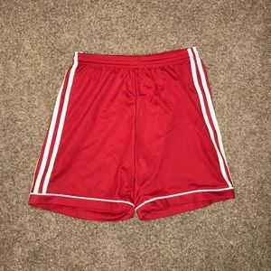 adidas athletic shorts in good condition.